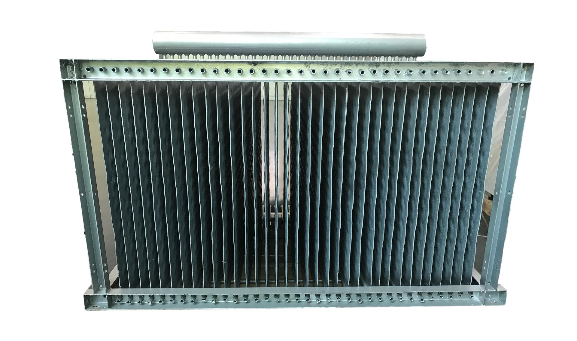 Plate-Tube Heat Exchanger